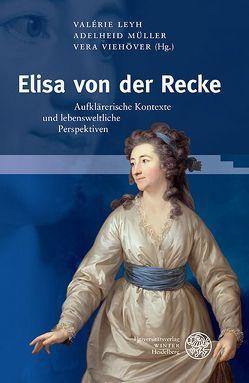 Elisa von der Recke von Leyh,  Valérie, Müller,  Adelheid, Viehöver,  Vera