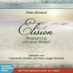 Elision von Allmend,  Peter, Dünßer,  Crescentia, Stockerl,  Hans Jürgen