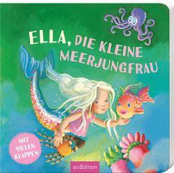 Ella, die kleine Meerjungfrau von Cossmann,  Renate