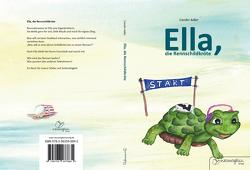 Ella- die Rennschildkröte von Carolin,  Adler