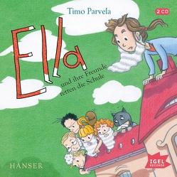 Ella und ihre Freunde retten die Schule von Kiwit,  Ralf, Mika,  Rudi, Parvela,  Timo, Ptok,  Friedhelm