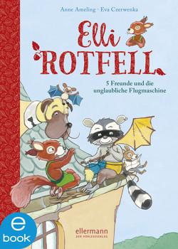 Elli Rotfell von Ameling,  Anne, Czerwenka,  Eva