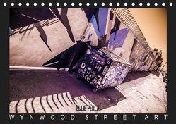 ELLIE PERLA – WYNWOOD STREET ART (Tischkalender 2019 DIN A5 quer) von PERLA,  ELLIE