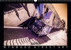 ELLIE PERLA – WYNWOOD STREET ART (Wandkalender 2020 DIN A3 quer) von PERLA,  ELLIE