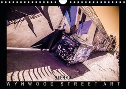 ELLIE PERLA – WYNWOOD STREET ART (Wandkalender 2020 DIN A4 quer) von PERLA,  ELLIE