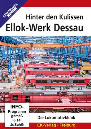 Ellok-Werk Dessau