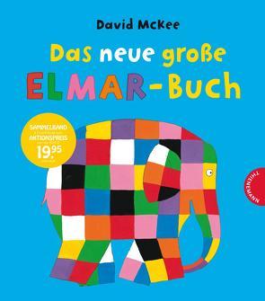 Elmar: Das neue große Elmar-Buch von McKee,  David