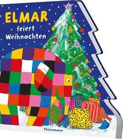 Elmar: Elmar feiert Weihnachten von McKee,  David, Wendel,  Stefan