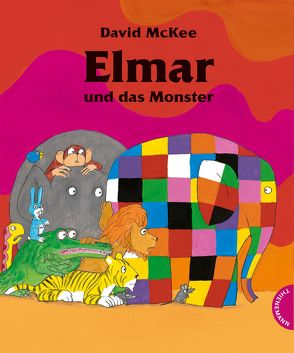 Elmar: Elmar und das Monster von McKee,  David, Wendel,  Stefan