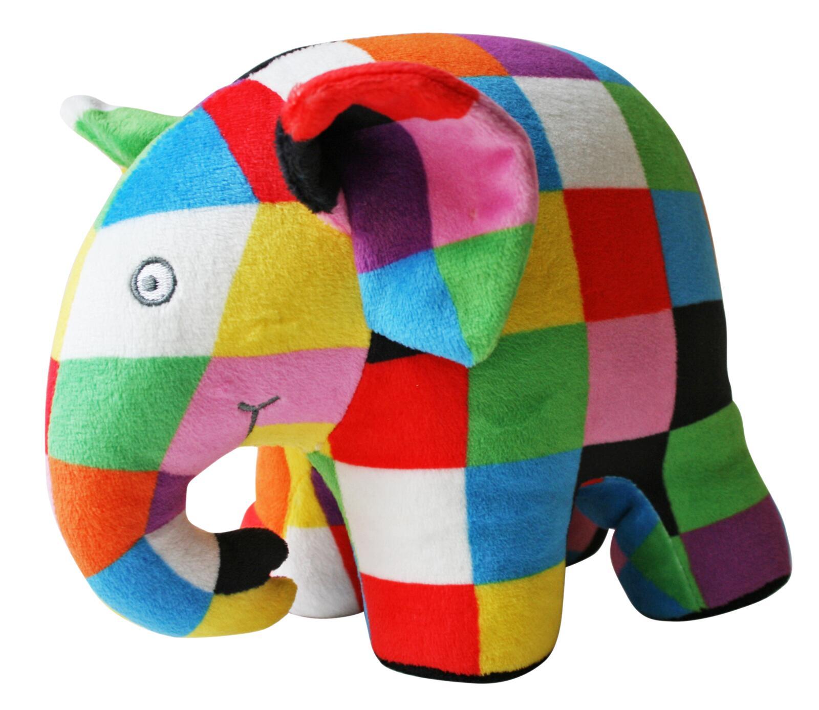 elmar pl sch elefant elmar von mckee david. Black Bedroom Furniture Sets. Home Design Ideas