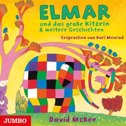 Elmar und das große Kitzeln & weitere Geschichten von McKee,  David, Menrad,  Karl