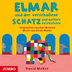 Elmar und der verschollene Schatz und weitere Geschichten von McKee,  David, Menrad,  Karl