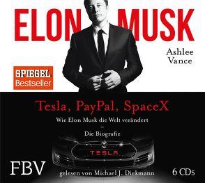 Elon Musk von Musk,  Elon, Vance,  Ashley