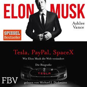 Elon Musk von Diekmann,  Michael J., Musk,  Elon, Vance,  Ashley