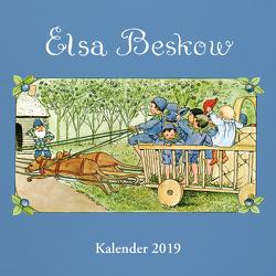 Elsa-Beskow-Kalender 2019 von Beskow,  Elsa