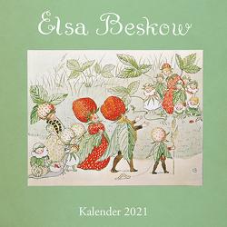 Elsa-Beskow-Kalender 2021 von Beskow,  Elsa