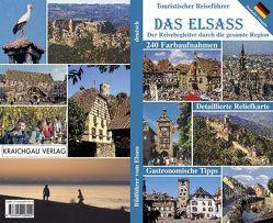 Elsass – Touristischer Reiseführer von Perillon,  Marie Ch, Rothan,  Roger