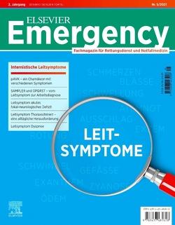Elsevier Emergency.Internistische Leitsymptome. von Gollwitzer,  Jürgen, Grusnick,  Hans-Martin, Klausmeier,  Matthias