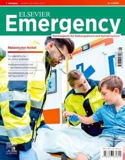 Elsevier Emergency. Pädiatrischer Notfall. 5/2020 von Gollwitzer,  Jürgen, Grusnick,  Hans-Martin, Klausmeier,  Matthias