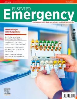 Elsevier Emergency. Pharmakologie im Rettungsdienst. 6/2020 von Flake,  Frank, Gollwitzer,  Jürgen, Grusnick,  Hans-Martin, Klausmeier,  Matthias