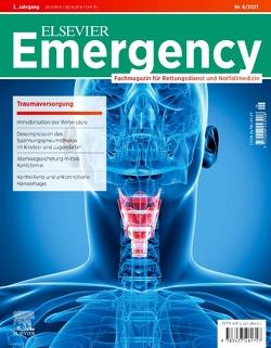 Elsevier Emergency. Traumaversorgung. 6/2021 von Gollwitzer,  Jürgen, Grusnick,  Hans-Martin, Klausmeier,  Matthias