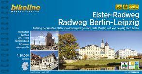 Elster-Radweg • Radfernweg Berlin-Leipzig