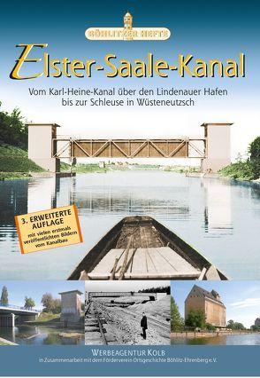 Elster-Saale-Kanal von Achtner,  Denis