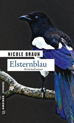 Elsternblau von Braun,  Nicole