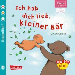 ELTERN-Bücher: VE 5 Ich hab dich lieb, kleiner Bär