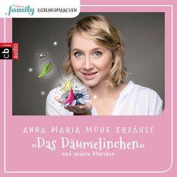Eltern family Lieblingsmärchen – Das Däumelinchen und andere Märchen von Andersen,  Hans Christian, Mühe,  Anna Maria, Taube,  Anna