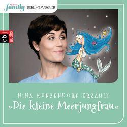 Eltern family Lieblingsmärchen – Die kleine Meerjungfrau von Andersen,  Hans Christian, Kunzendorf,  Nina, Taube,  Anna