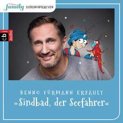 Eltern family Lieblingsmärchen – Sindbad, der Seefahrer von Fürmann,  Benno, Taube,  Anna, Weil,  Gustav Dr.