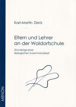 Eltern und Lehrer an der Waldorfschule von Dietz,  Karl M