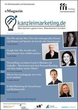 eMagazin kanzleimarketing.de 02/2019 von Löffler,  Pia