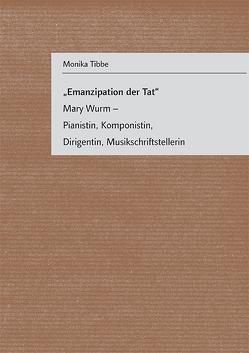 """""""Emanzipation der Tat"""" von Tibbe,  Monika"""