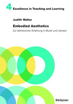 Embodied Aesthetics von Walter,  Judith
