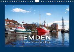 EMDEN Seehafenstadt mit Flair (Wandkalender 2019 DIN A4 quer)