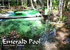 Emerald Pool, Provinz Krabi – Thailand (Wandkalender 2020 DIN A3 quer) von Weiss,  Michael