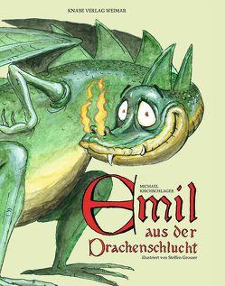 Emil aus der Drachenschlucht von Kirchschlager,  Michael