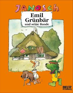 Emil Grünbär und seine Bande von Janosch