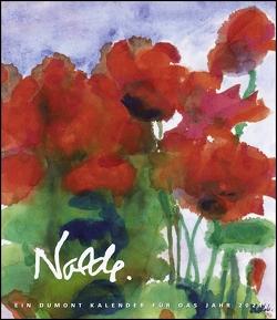 Emil Nolde 2021 – Kunstkalender – Wandkalender im Format 34,5 x 40 cm – Spiralbindung von Nolde,  Emil