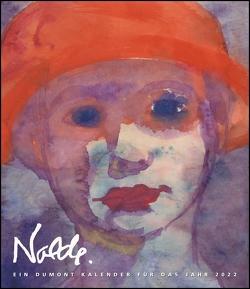 Emil Nolde 2022 – Kunstkalender – Wandkalender im Format 34,5 x 40 cm – Spiralbindung von Nolde,  Emil