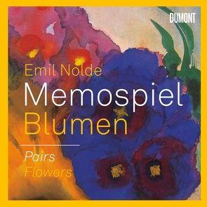EMIL NOLDE. BLUMEN/FLOWERS von Ring,  Christian, Stiftung Seebüll Ada und Emil Nolde