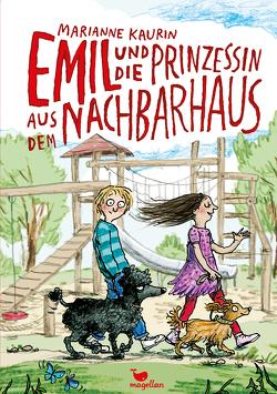 Emil und die Prinzessin aus dem Nachbarhaus von Blatzheim,  Meike, Kaurin,  Marianne, Kuhl,  Anke