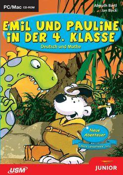 Emil und Pauline in der 4. Klasse: Deutsch und Mathe von Bartl,  Almuth