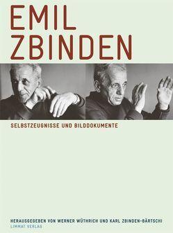 Emil Zbinden von Wüthrich,  Werner, Zbinden-Bärtschi,  Karl