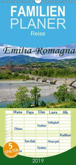 Emilia-Romagna – Familienplaner hoch (Wandkalender 2019 , 21 cm x 45 cm, hoch) von LianeM