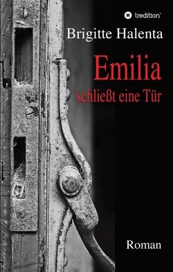 Emilia schließt eine Tür von Halenta,  Brigitte