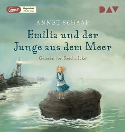 Emilia und der Junge aus dem Meer von Icks,  Sascha, Lindermann,  Karin, Schaap,  Annet, Schweikart,  Eva