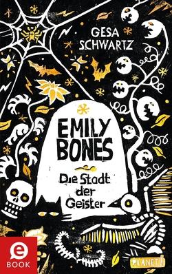 Emily Bones von Horstschäfer,  Felicitas, Schwartz,  Gesa